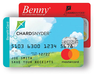 Introducing the New Chard Snyder Benefit Card