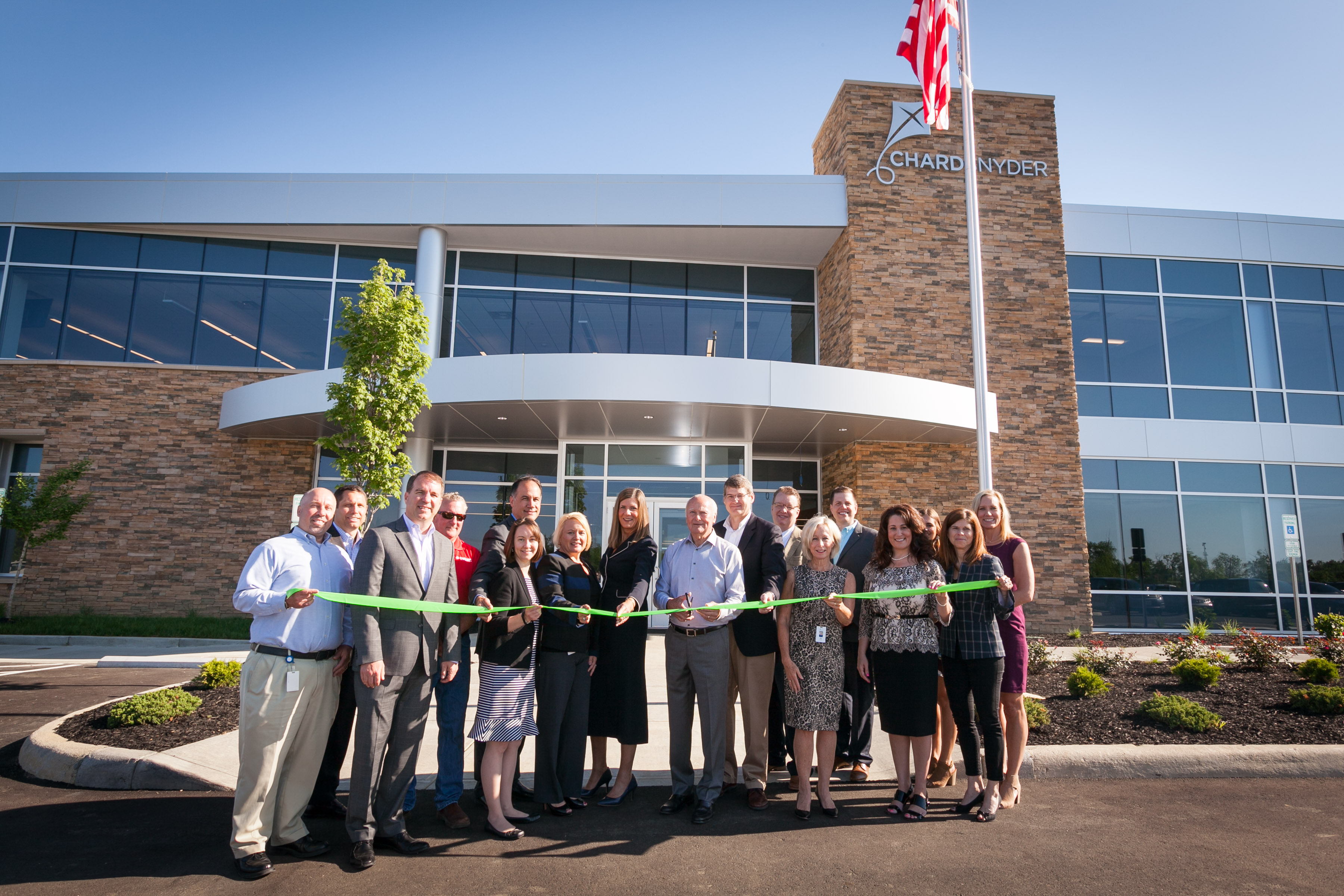 Chard Snyder and City of Mason Celebrate Official Opening of